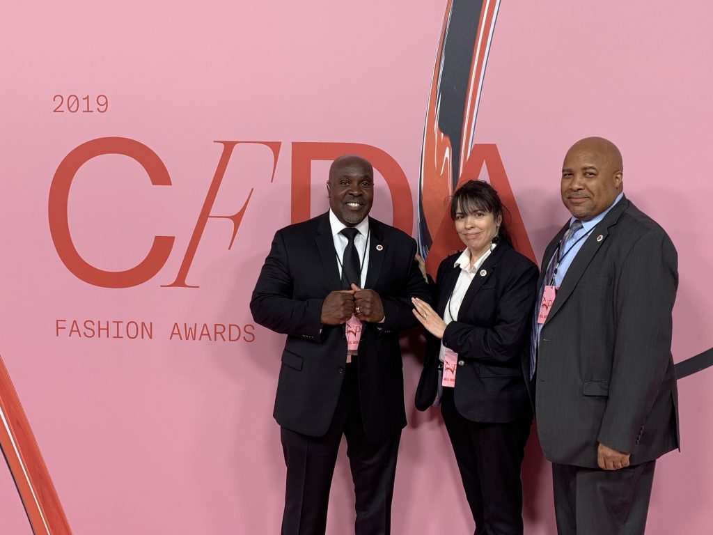 CFDA Awards Secured by Stone Security